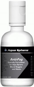 Aqua Spher AntiFog solution