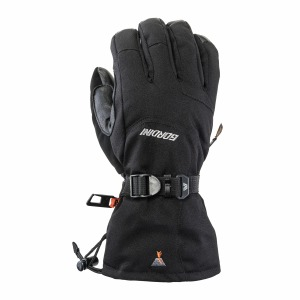 The Two Step Glove Bk L