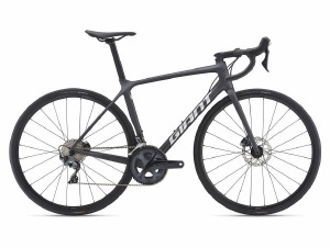 TCR Adv 1 Disc Gunmetal Black