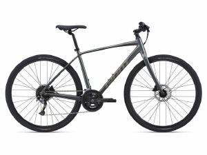 Escape 1 Disc Charcoal XL
