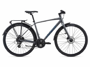 Escape 2 City Disc Charcoal L