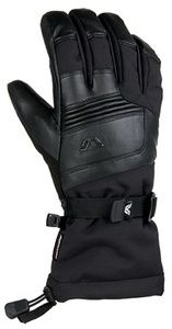 Dt Gauntlet Mens Glove Black S