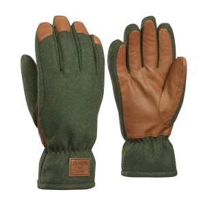 The Timber Mens Glove Dark Oli