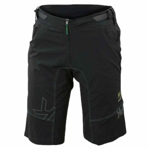 Ballistic Evo Short Black Dark