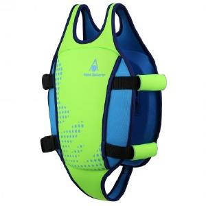 Swim Vest M Green Blue