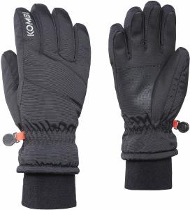 The Peak Jr Glove Bk XS