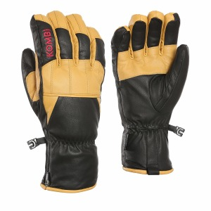 The Free Fall Mens Glove Tan S