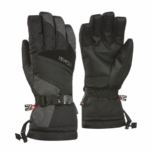 Original Men Glove Black Cross