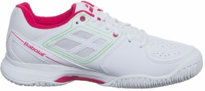 Pulsion All Court White/Pink 8