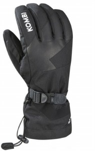 The Time Gloves Bk S