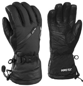 The Patroller Mens Glove Black