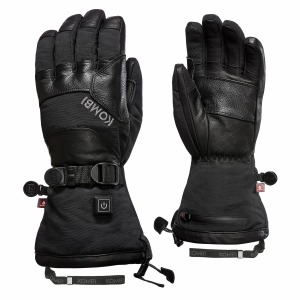 The Warm-Up Adult Glove Black