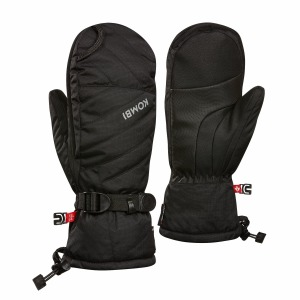 The Opener Adult Mitt Black S