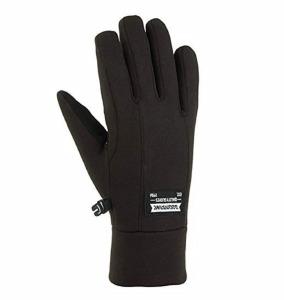 Rebel Men Glove Black S