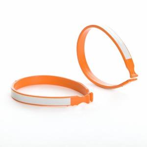 Serre Pantalon Reflec Orange