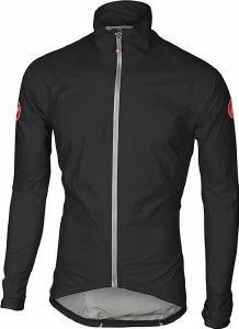 Emergency Rain Jacket Noir L