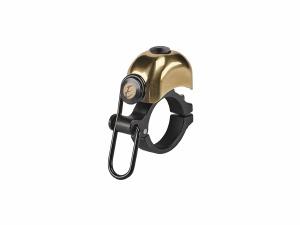 Pinger Bell Matte Gold