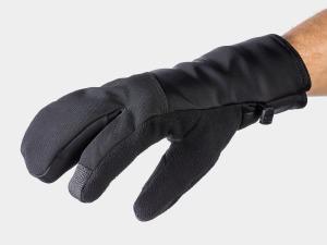 Velocis Split Finger Black L