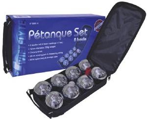 Pétanque Set - 8 Boules