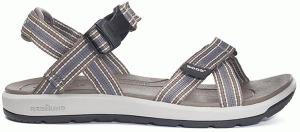 Rio Sandal Stripes Brun 7