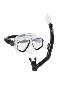 Recreation Mask/Snorkel Blac/B