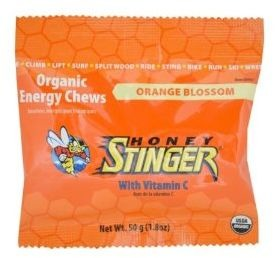 Jujubes Honey 50g orange
