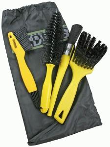 Pro Brush kit 4 brosses
