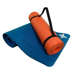 Matelas pilates bleu