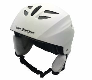 Casque de ski senior Blanc XL/