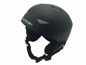 Casque de ski junior Noir S/M