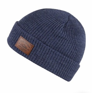 Tread Beanie Denim