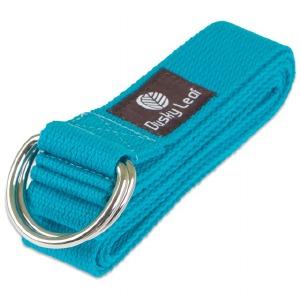Courroie yoga Bleu