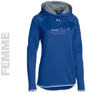 Double Threat Hoody Wmn Ry XS
