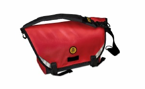 Compact messager fred Rouge
