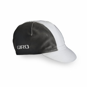 Classic Cap White Black