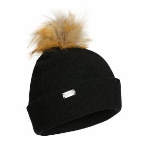 The Chic hat Women Black