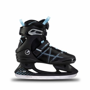 Alexis Ice Boa Black Blue 8