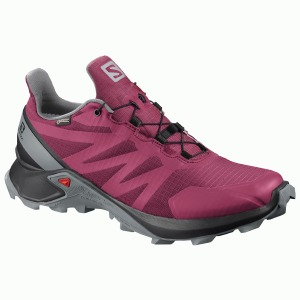Supercross GTX W Beet Red 7.5