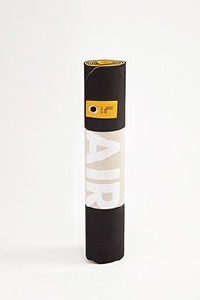 Air Yoga Mat Noir