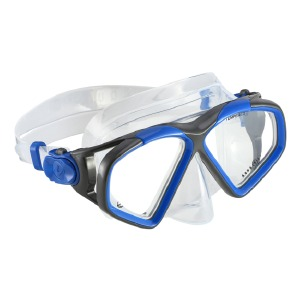 Hawkeye Mask Blue/GreyLG