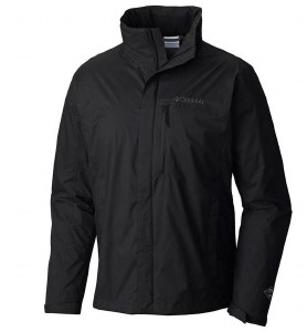 Pouration Jkt Black S