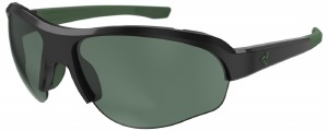 Flume Black Green Polarized