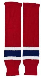 CCM Socks Mtl Rouge