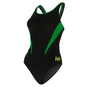 Comp Back Splice Noir Vert 38