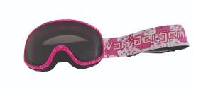 Lunettes de ski JR Rose