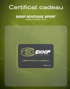 Certificat Cadeau Ekkip 100$