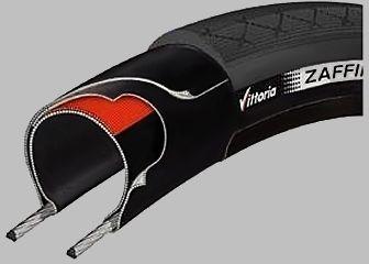 Zaffiro 700x28c noir