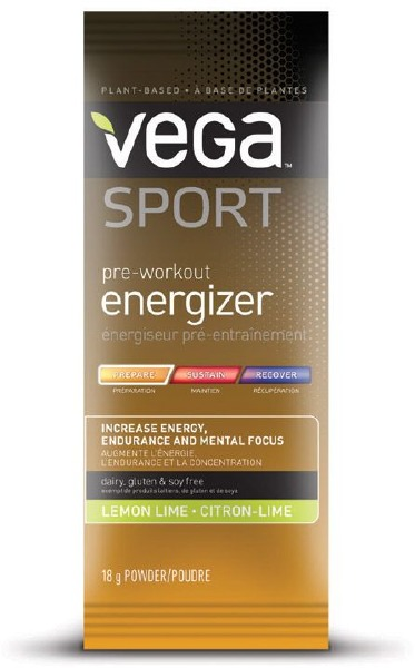 Sport Energizer 18g Lemon