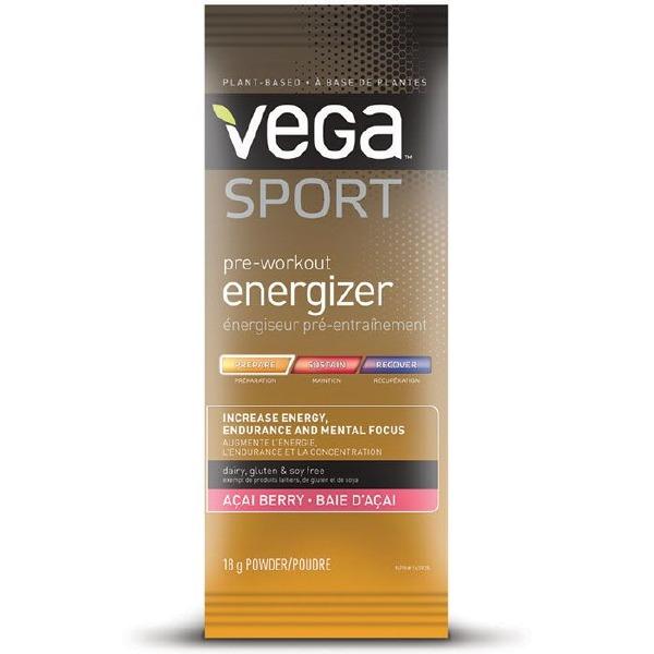 Sport Energizer 18g Açai