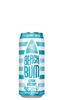 Beach Bum Lemon Coconut